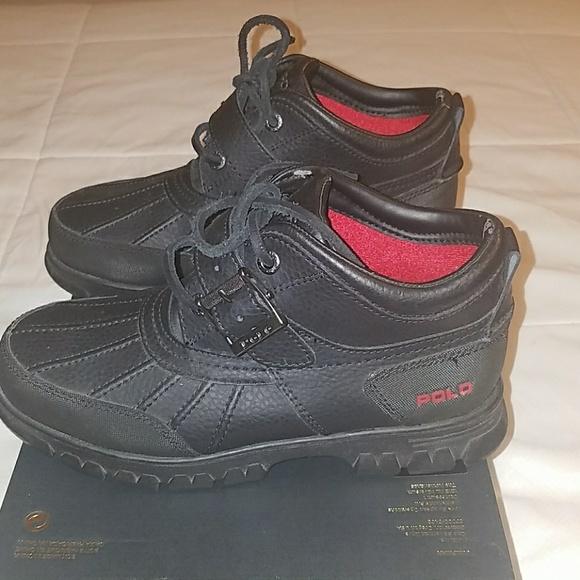 Ralph Lauren Polo Dover Boots | Poshmark